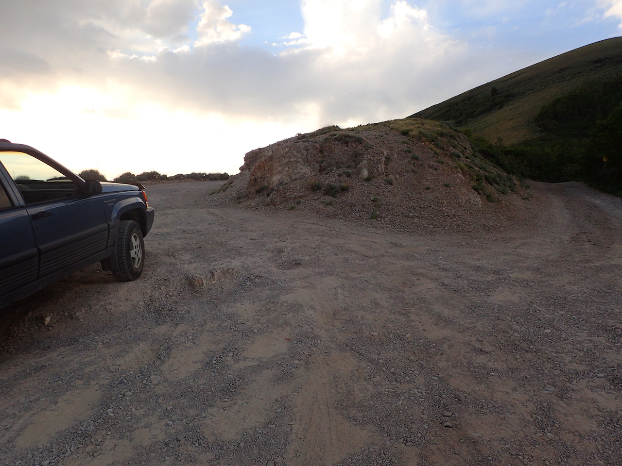 Butterfield Canyon - Waypoint 7: Rough Road