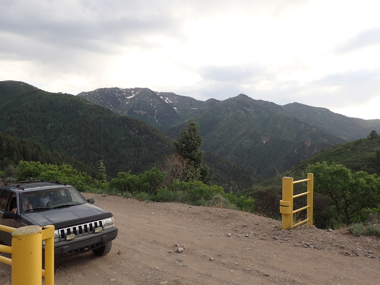 Butterfield Canyon - Waypoint 6: Second Gate