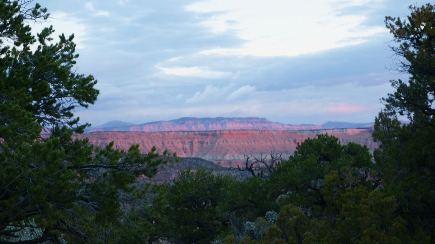 Cathedral Valley Loop - Waypoint 12: Cathedral Valley Campground