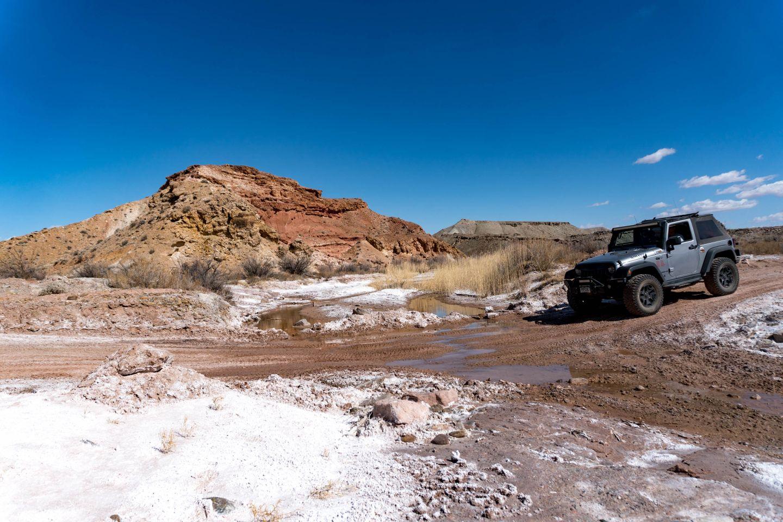 Highlight: Salt Wash Road