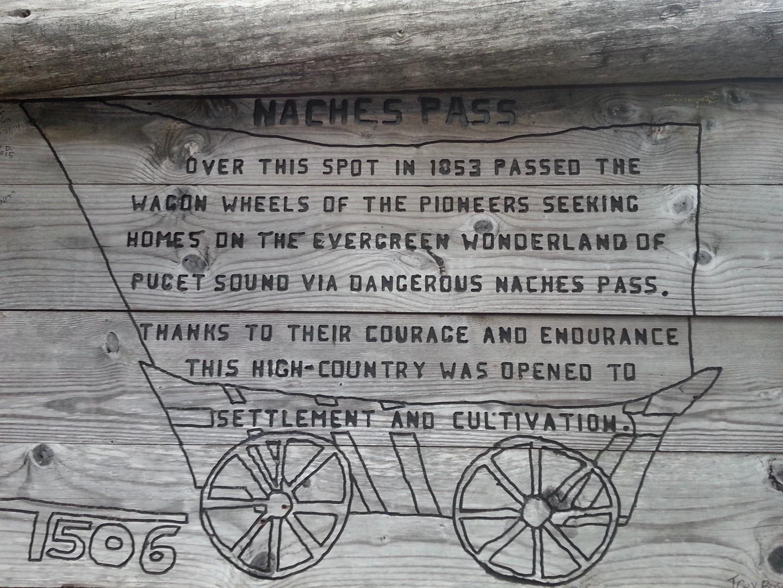 Highlight: Naches Trail