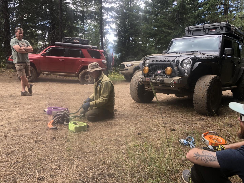 Trail Review: Naches Trail