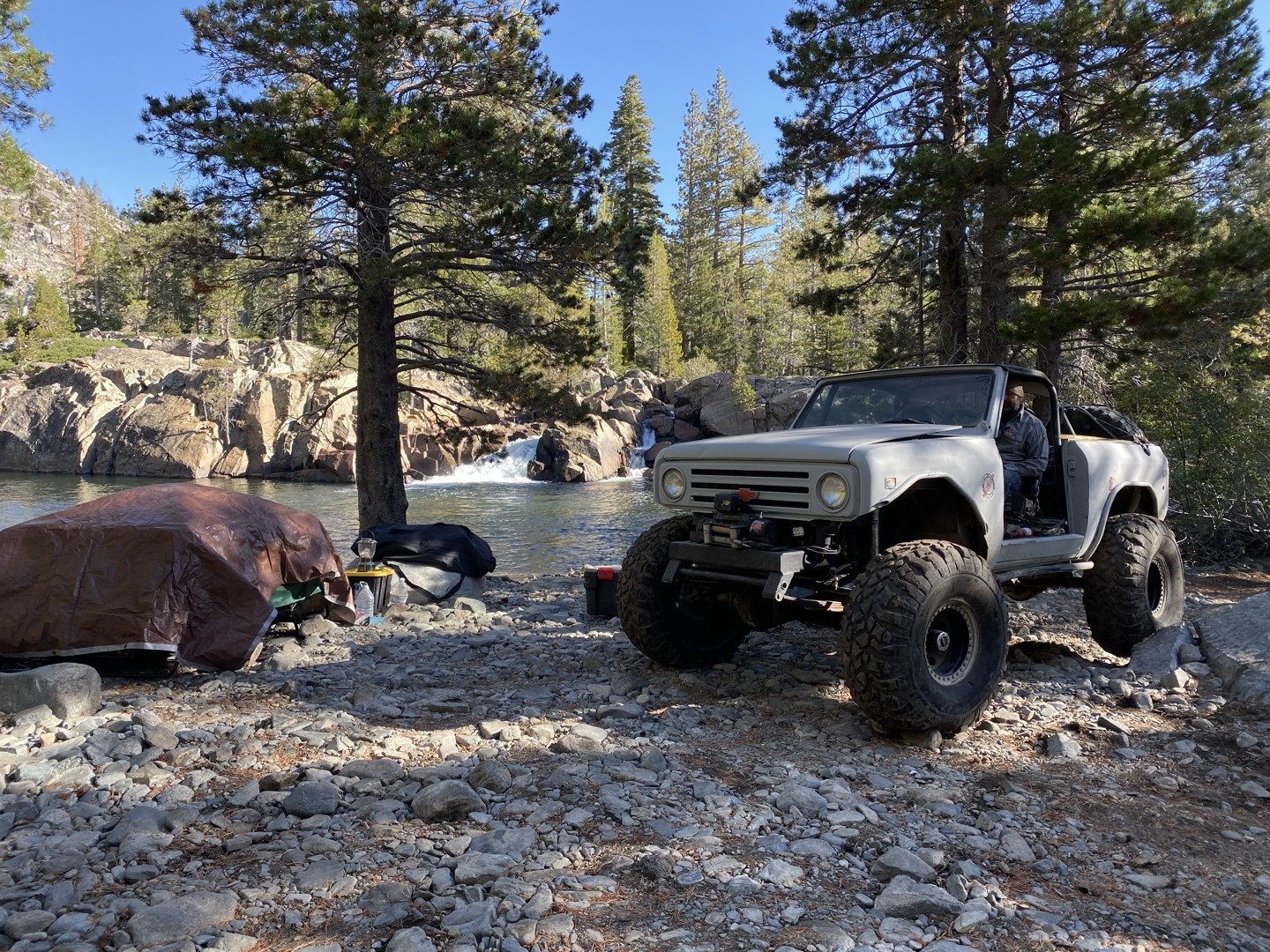 Camping: Fordyce Jeep Trail