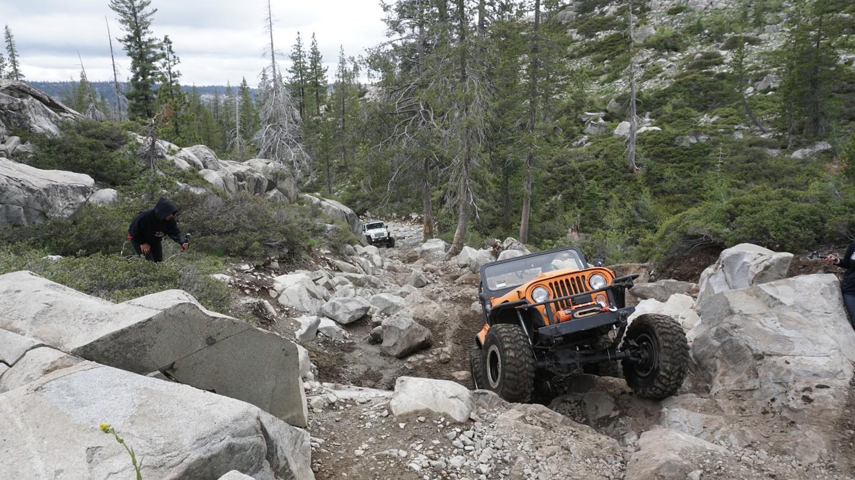 Highlight: Fordyce Jeep Trail