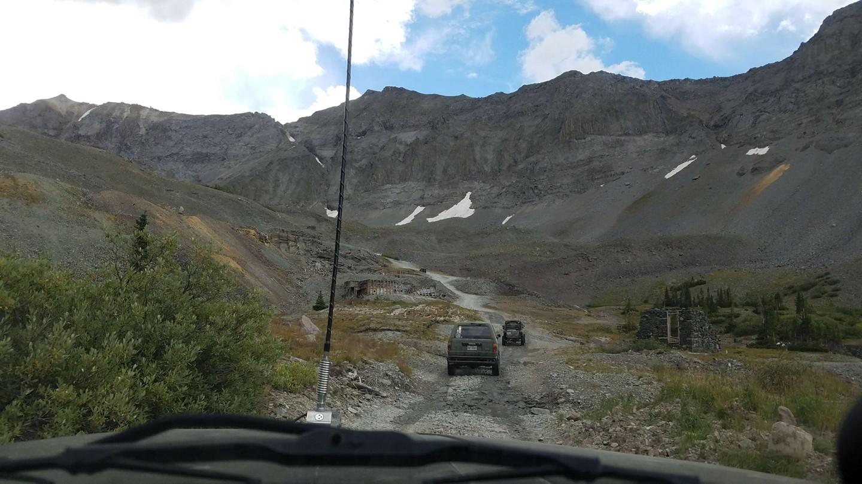 Imogene Pass - Colorado Offroad Trail