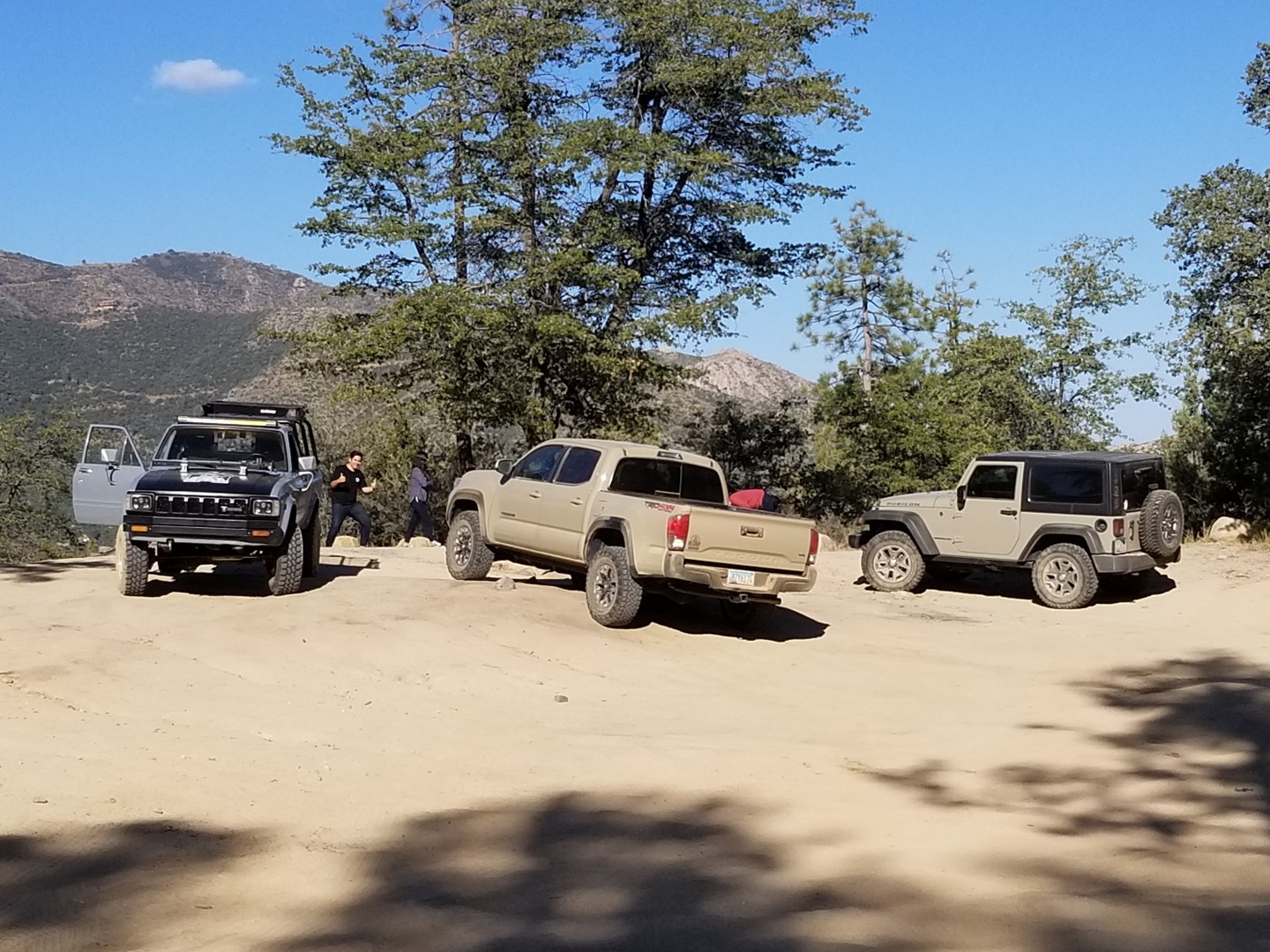Trail Review: Backway to Crown King, Arizona