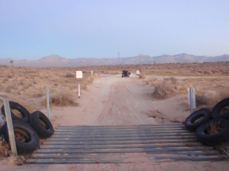SC65 - McIvers Cabin - Waypoint 1: McIvers Cabin SC65 Trail Head