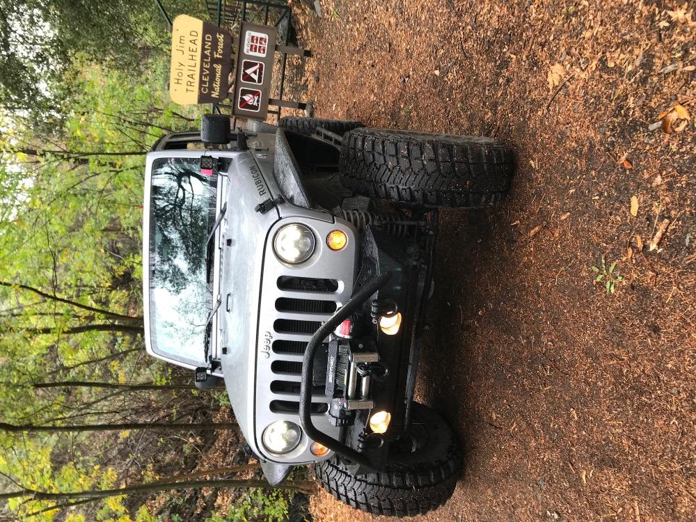 Trail Review: Trabuco Canyon - AKA Holy Jim Canyon