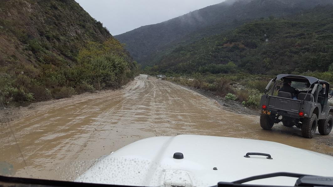 Trabuco Canyon - AKA Holy Jim Canyon - Waypoint 6: Rocky Play Area (Closed)