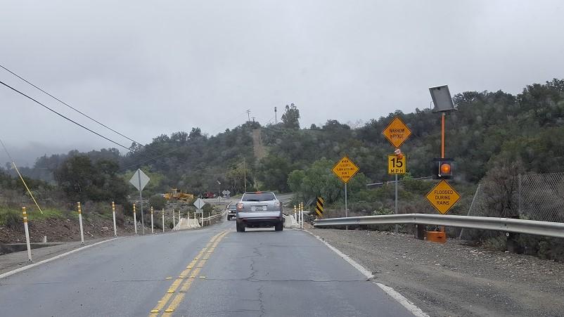 Trabuco Canyon - AKA Holy Jim Canyon - Waypoint 1: Trailhead