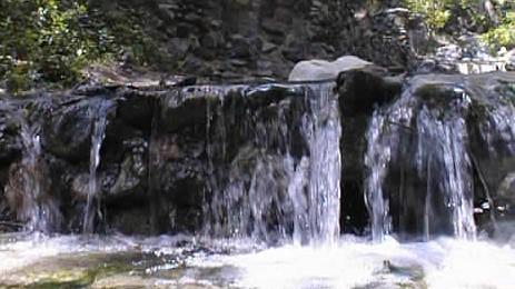 Trabuco Canyon - AKA Holy Jim Canyon - Waypoint 8: Trailhead - Holy Jim Falls To The North