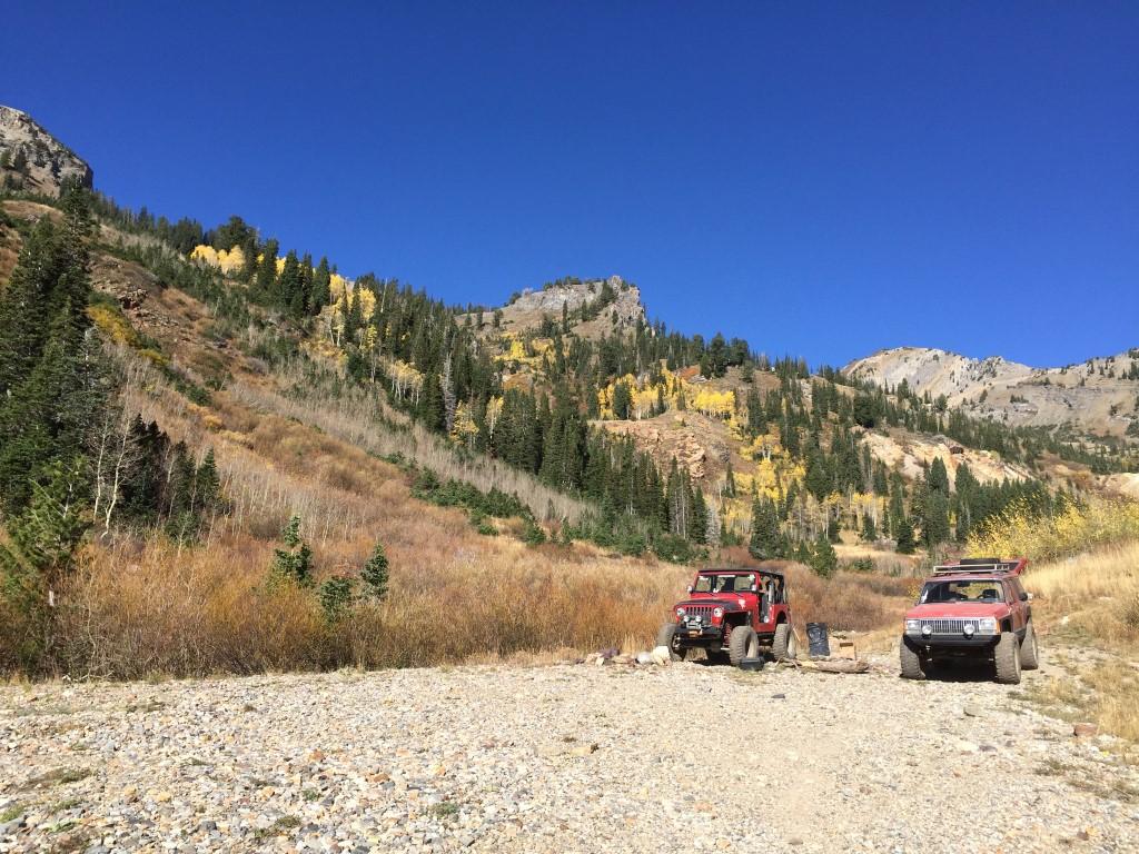 Camping: Mary Ellen Gulch