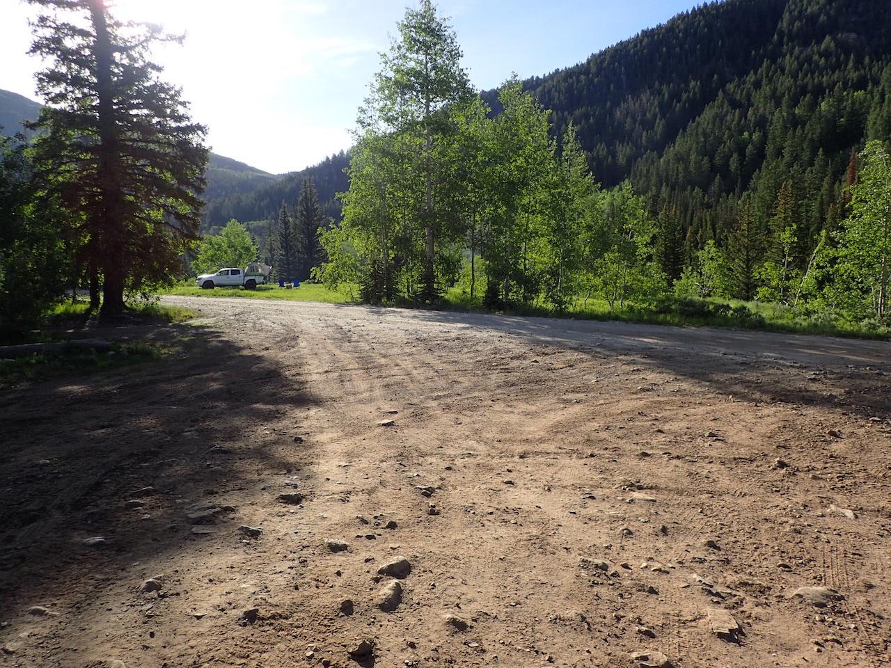 Mary Ellen Gulch - Waypoint 1: Trailhead