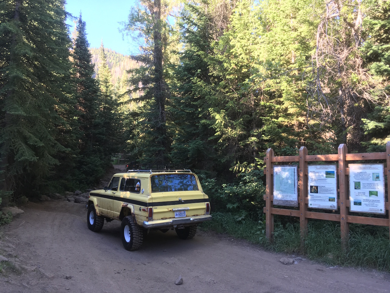 Trail Review: Forest Lake