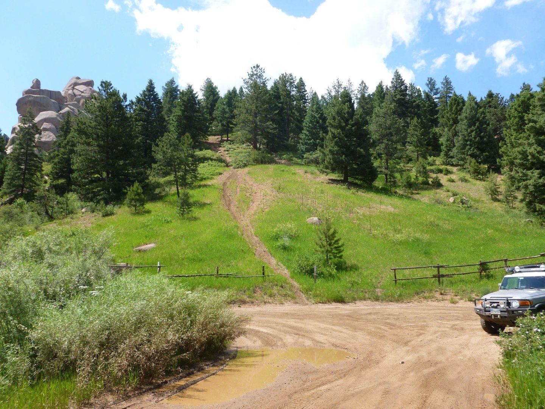 Highlight: Upper Jackson Creek Road