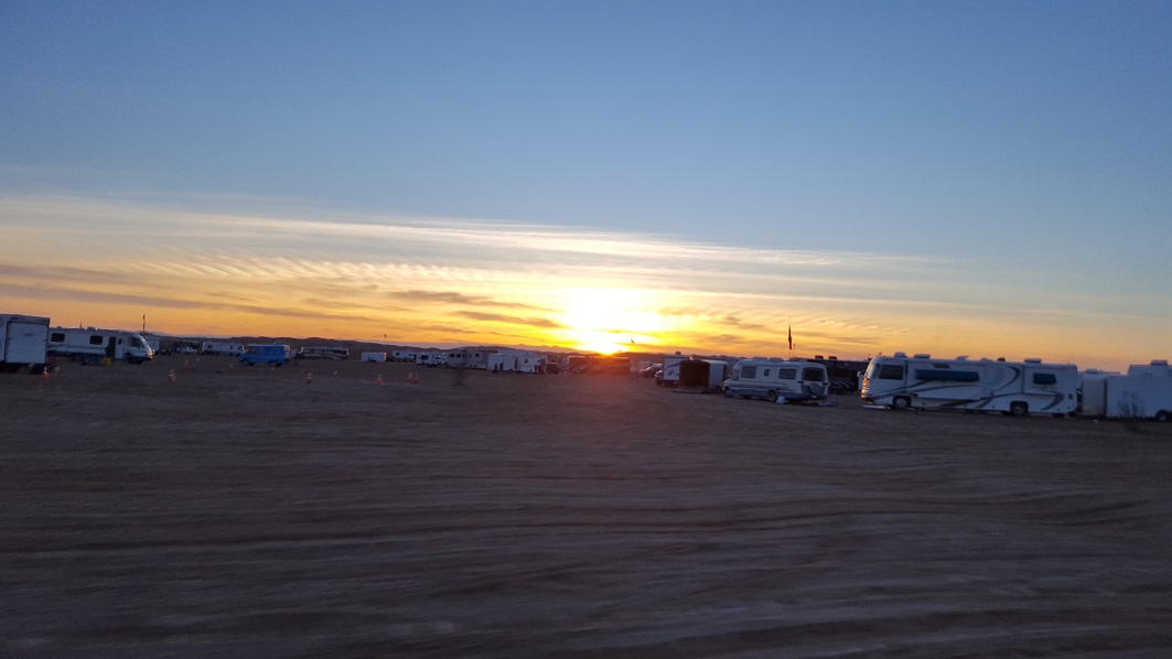 Camping: Imperial Sand Dunes Recreation Area - Glamis