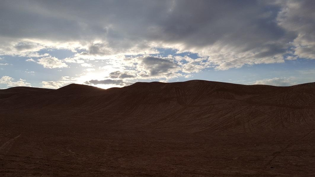 Imperial Sand Dunes Recreation Area - Glamis - Waypoint 3: Competition Hill