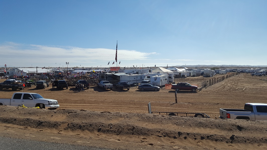 Imperial Sand Dunes Recreation Area - Glamis - Waypoint 5: Vendor Row