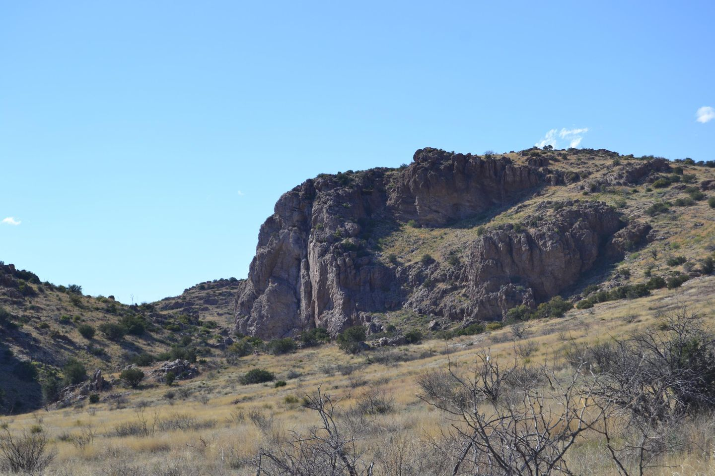 Jackson Cabin/Muleshoe Ranch Road FR #691, Arizona - Waypoint 13: Cherry Spring Canyon Campsite