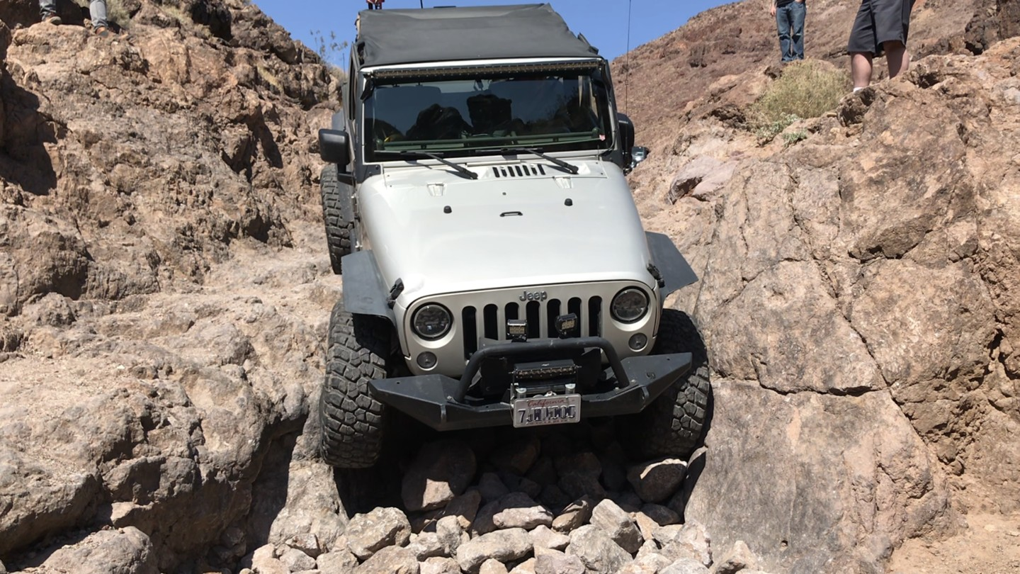 Trail Review: Odessa Canyon