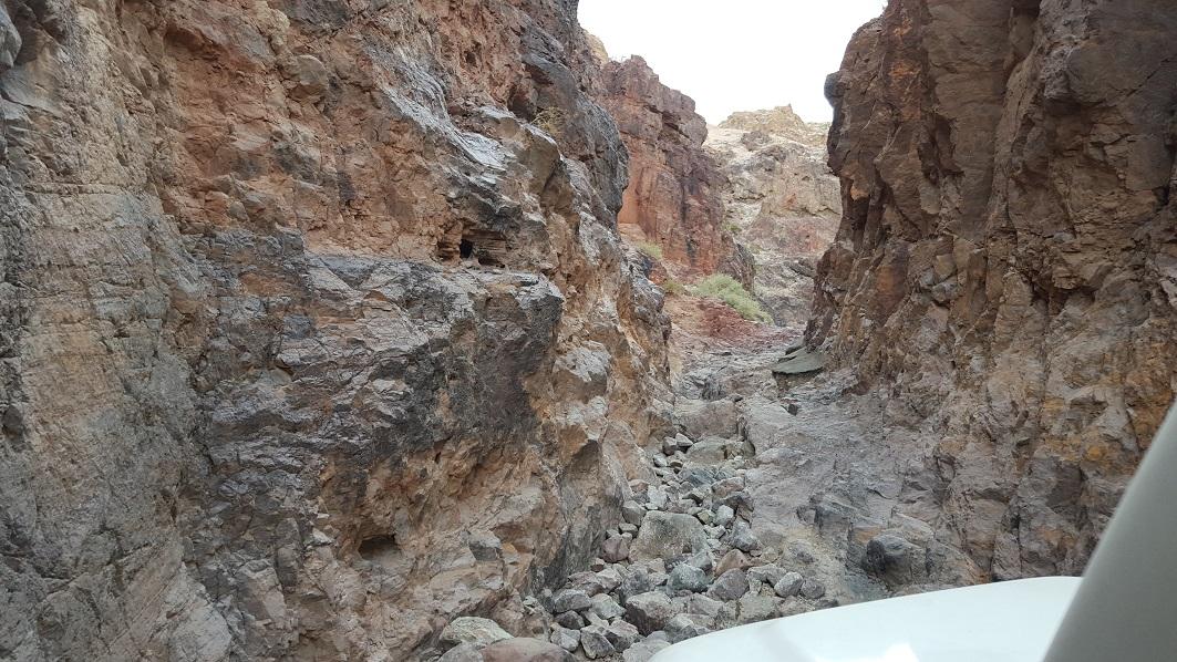 Odessa Canyon - Waypoint 5: Narrow Canyon