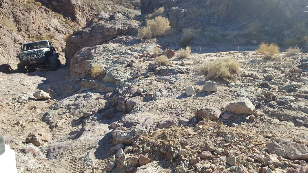 Odessa Canyon - Waypoint 9: Hard Option