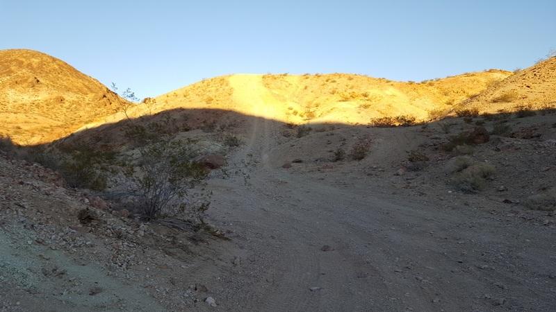 Doran Canyon - Waypoint 10: Odessa Canyon Connector
