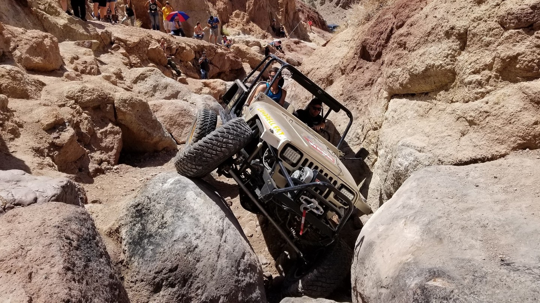 Doran Canyon - Waypoint 2: Doran Gate Keeper - Optional (Extreme / Hard Alternate Trailhead)