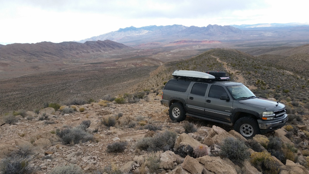 Trail Review: Gold Butte Backcountry Byway