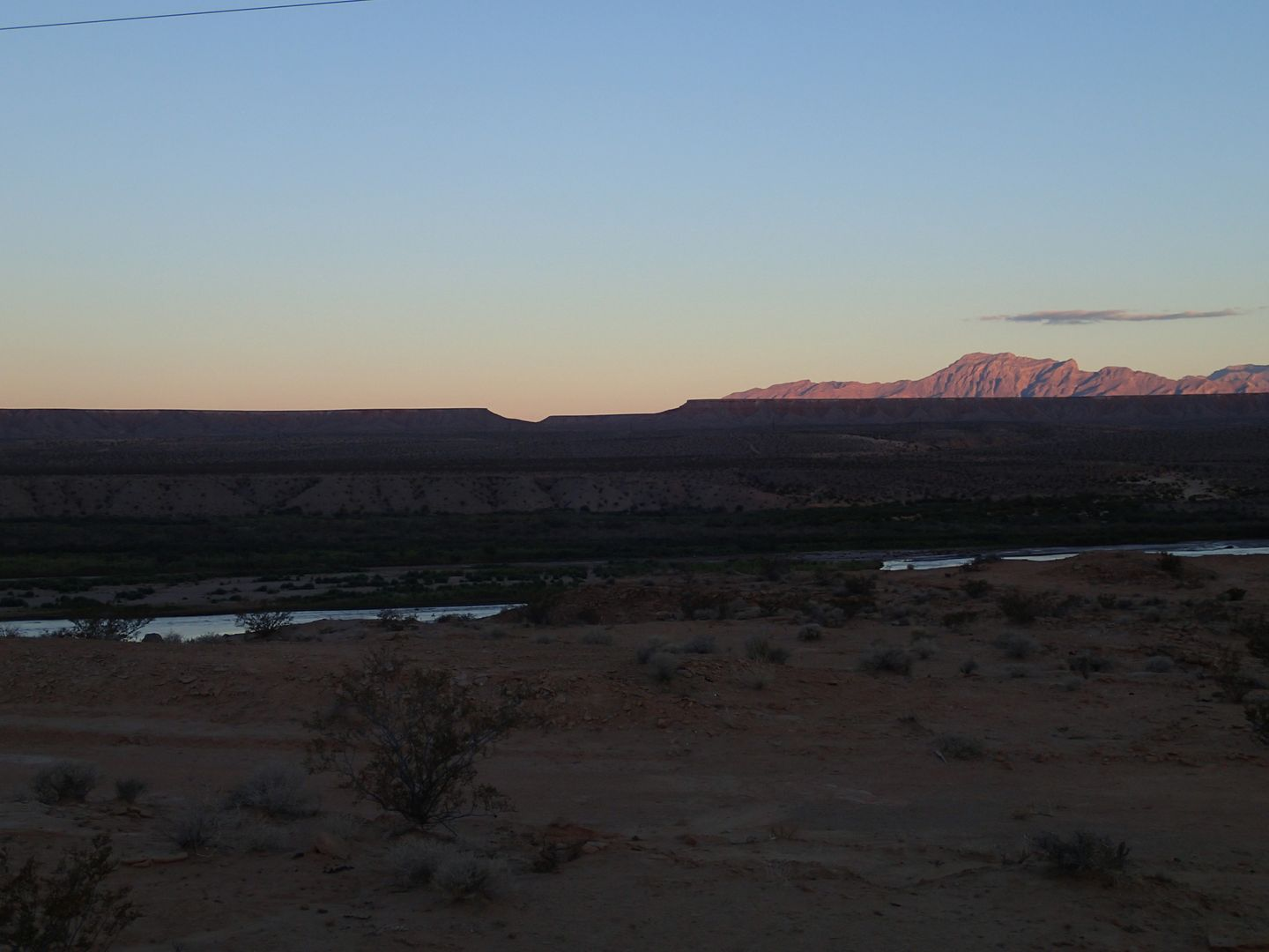 Gold Butte Backcountry Byway - Waypoint 2: View