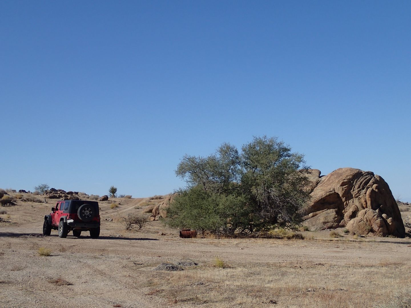 Gold Butte Backcountry Byway - Waypoint 16: Graves
