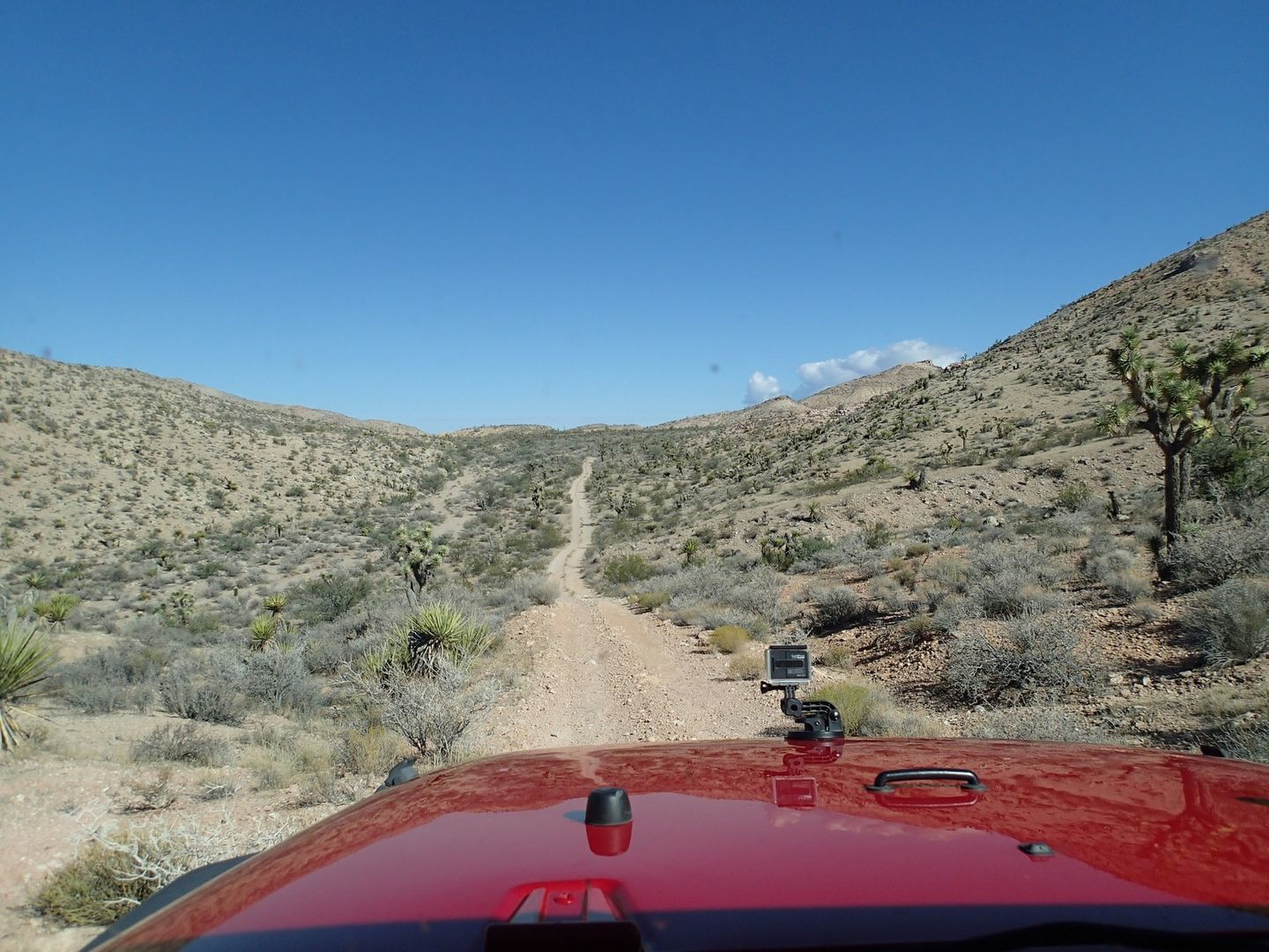 Gold Butte Backcountry Byway - Waypoint 19: Lime Canyon