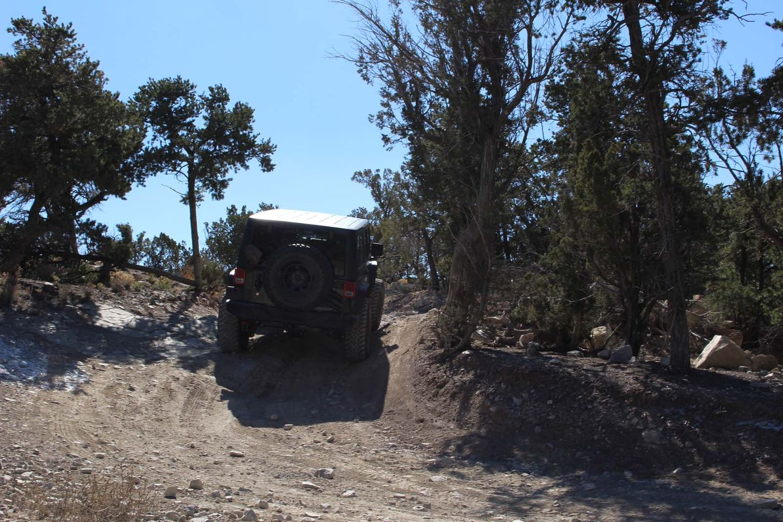 Chamisoso Canyon - Waypoint 4: 05617 ATV Bypass - Upper Trailhead