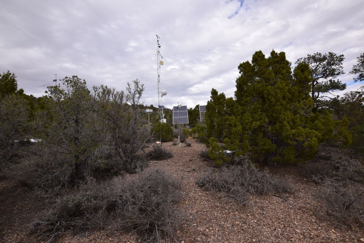 Pine Nut Road - Waypoint 7: Weather Station