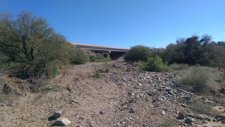 Old Black Canyon Highway - Waypoint 12: Rock Bottom Trailhead