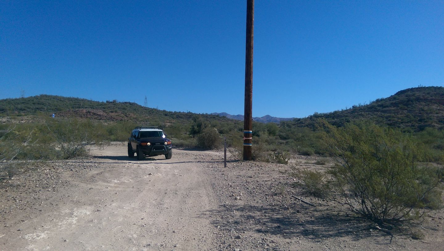Old Black Canyon Highway - Waypoint 2: Black Canyon to 9982