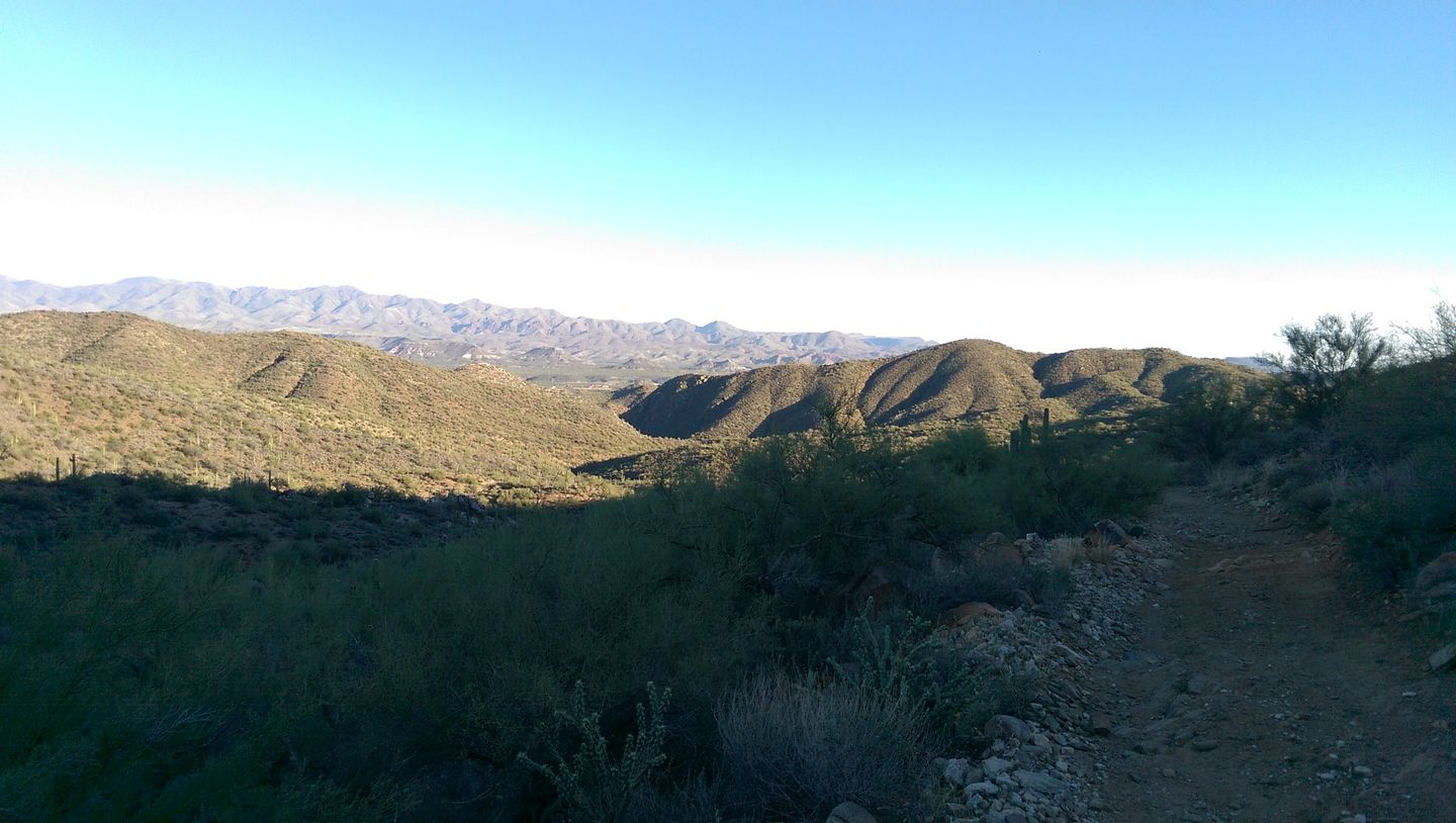 Highlight: Black Canyon OHV Trail