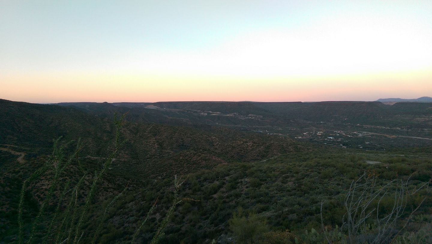 Black Canyon OHV Trail - Waypoint 21: City Overlook