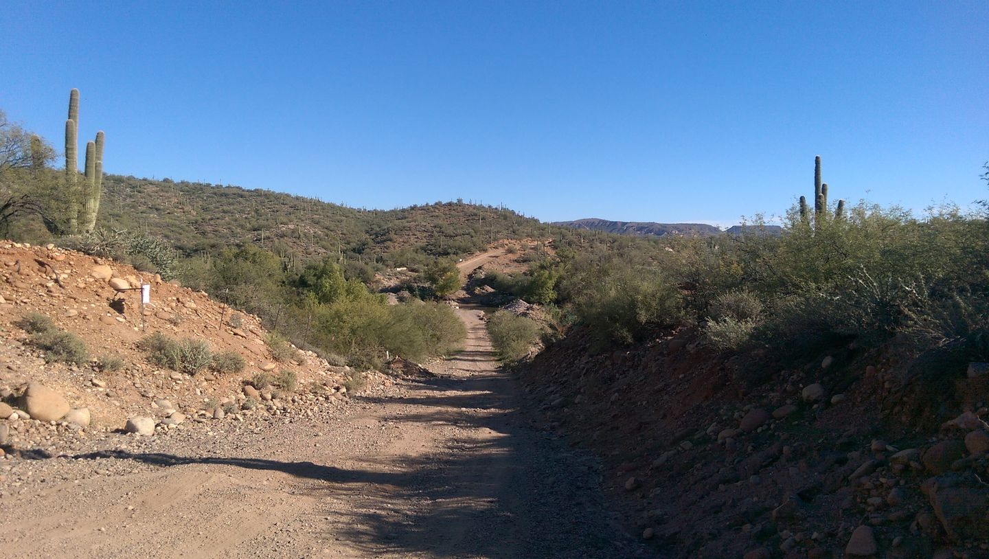Highlight: AZCO Mine Road