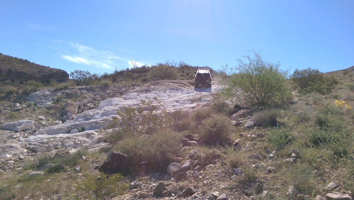 Trail Review: Little Pan Mine Road