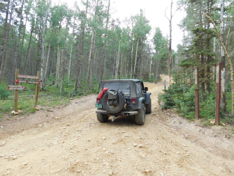 Greenie Peak - Waypoint 6: Billboard Junction