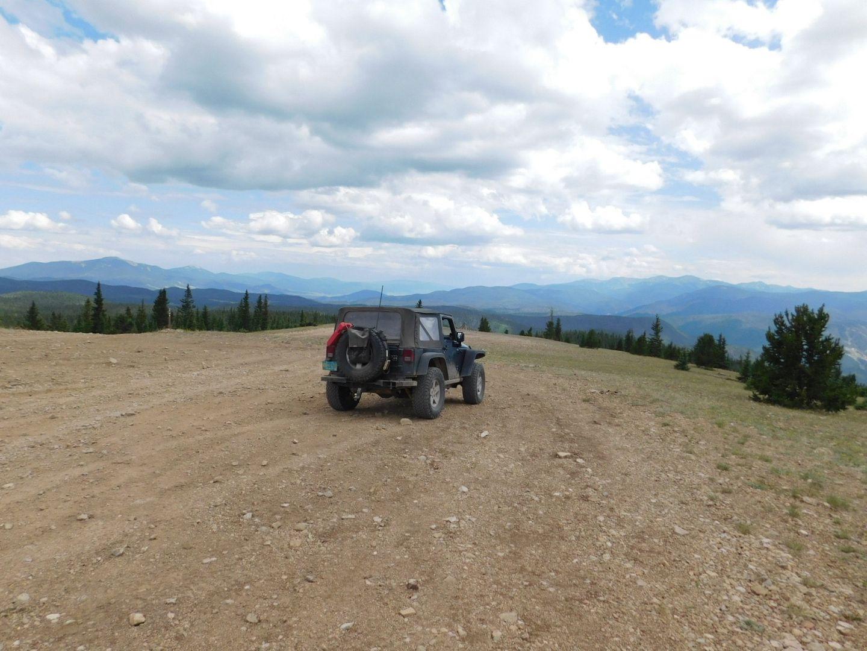 Greenie Peak - Waypoint 8: End at Peak