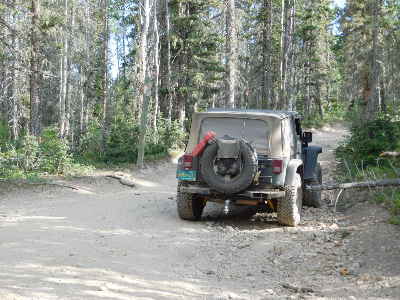 Goose Lake - Waypoint 5: Quadruple Junction
