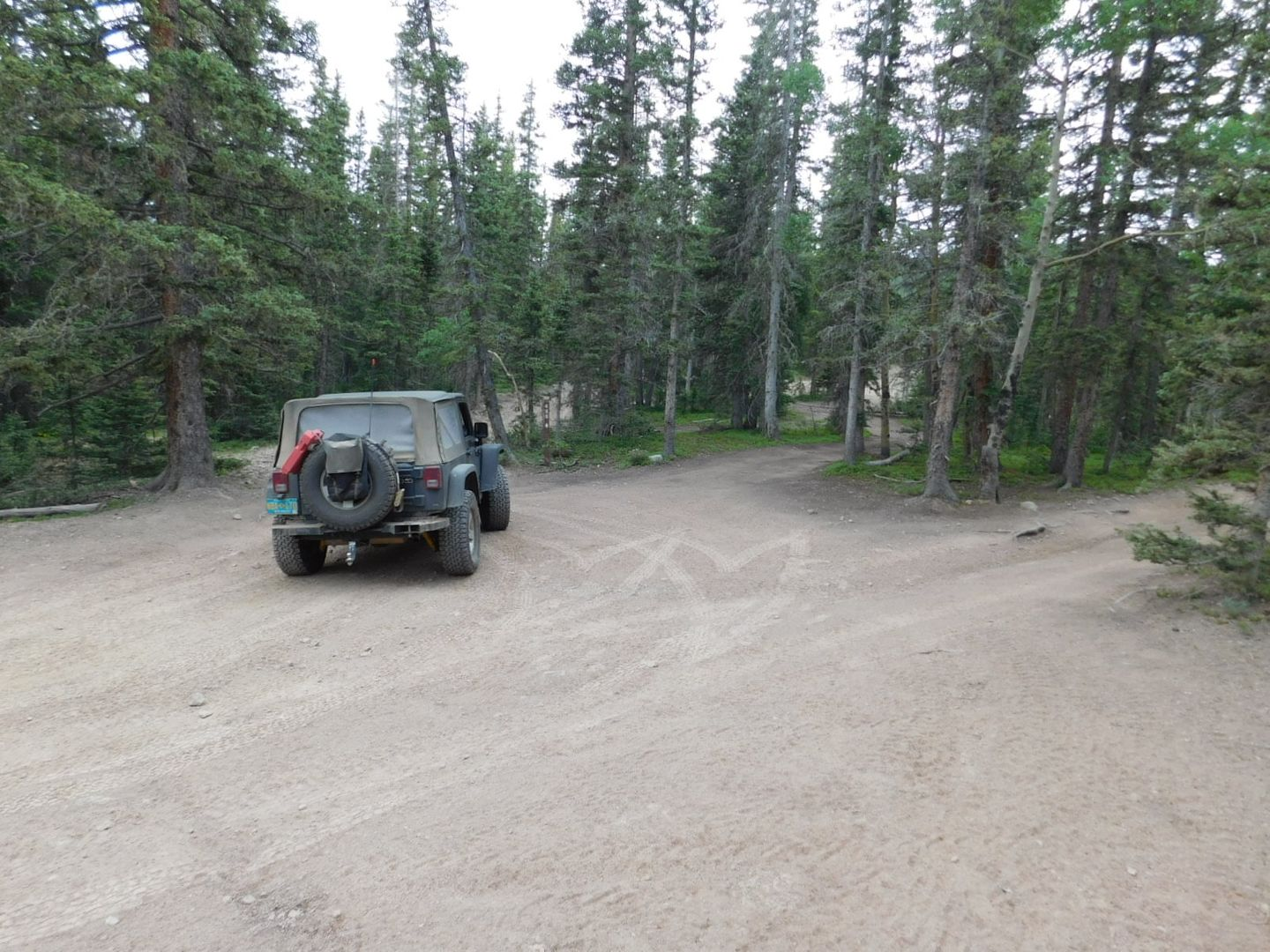 Goose Lake - Waypoint 6: Triple Junction