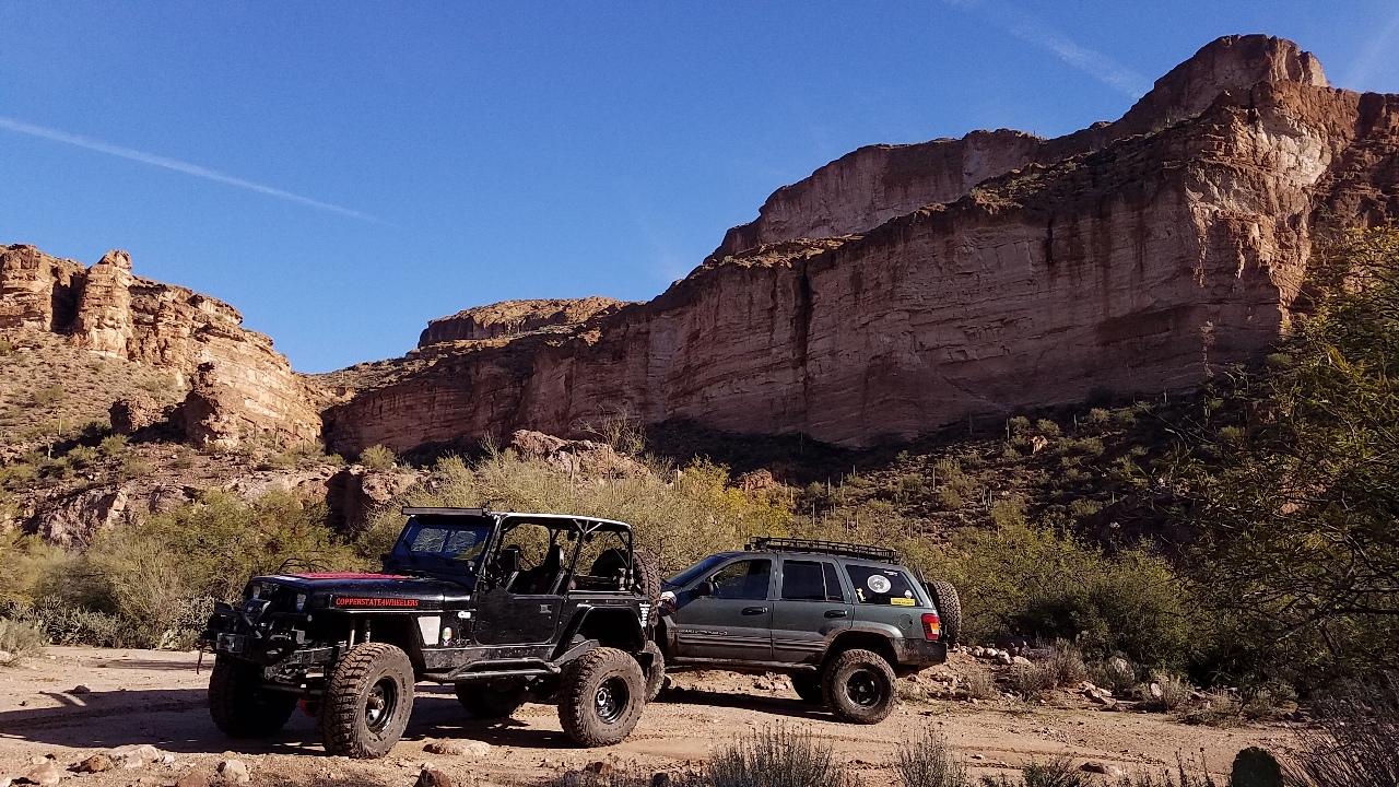 Highlight: Walnut Canyon