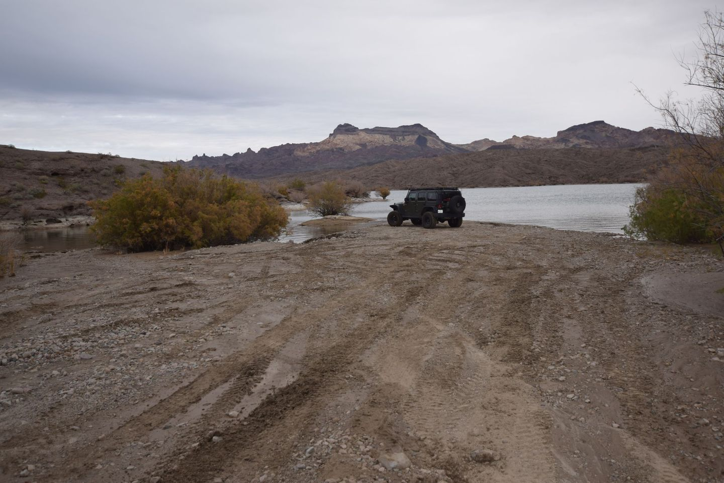 Camping: Nelson Goldmine Trail