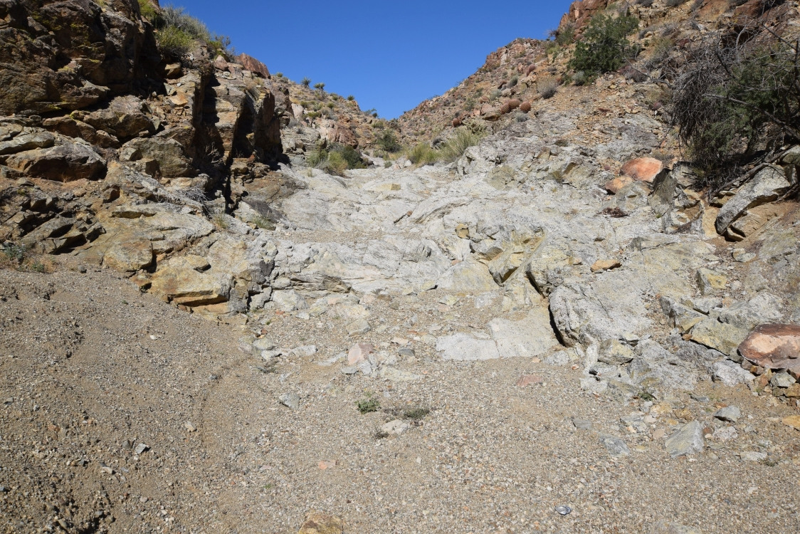 Nelson Goldmine Trail - Waypoint 7: Waterfall Obstacle