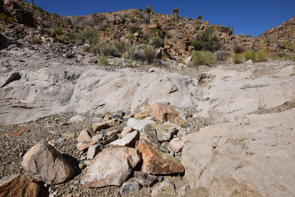 Nelson Goldmine Trail - Waypoint 8: Rock Obstacle