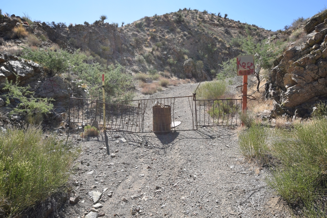 Nelson Goldmine Trail - Waypoint 13: Nelson Goldmine Trail