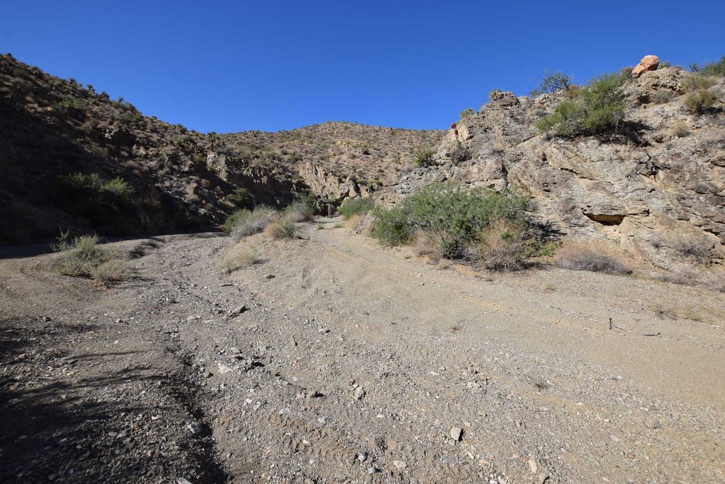 Nelson Goldmine Trail - Waypoint 5: Intersection/Obstacle Bypass